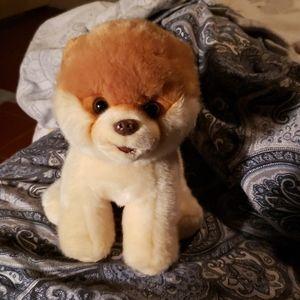 BOO Pomeranian Dog Plush